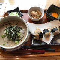 Photo taken at とろろ庵 豆腐工房 by Toshiharu T. on 8/23/2018