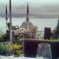 Photo taken at Topaz Restaurant by Güneş Ö. on 4/8/2013
