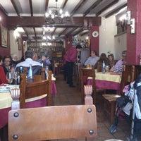 Photo taken at Restaurante Valderrey by María José, C. on 4/13/2013