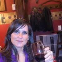 Photo taken at El Portalon De Rioja by María José, C. on 4/20/2014