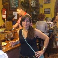 Photo taken at El Portalon De Rioja by María José, C. on 8/4/2014