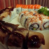 Photo taken at Kiyadon Sushi by Berardus Budhi H. on 1/31/2015