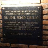 Photo taken at Sindicato Médico del Uruguay by Sabri M. on 4/12/2013