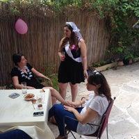 Photo taken at בית נחמיה by Anat B. on 10/17/2014