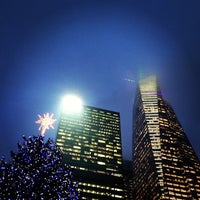 Photo taken at Bank of America Winter Village at Bryant Park by Jacob F. on 12/10/2012