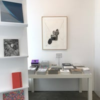 Photo prise au David Zwirner Books Pop Up par Jacob F. le4/8/2017