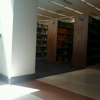 Photo taken at University of Mississippi Library by Test A. on 4/15/2013
