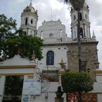 Photo taken at Santuario de Nuestra Señora de la Soledad by Salvador P. on 6/29/2013