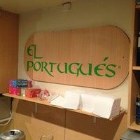 Photo taken at El Portugues by Andrés A. on 5/16/2013