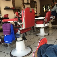 Photo taken at Fixer Barber Shop by Dave I. on 9/4/2015