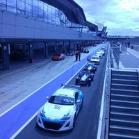 Photo taken at Silverstone Circuit by Vadim L. on 8/12/2013