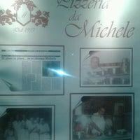 Photo taken at Da Michele by Alberto T. on 4/6/2013