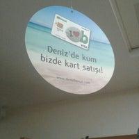 Photo taken at Denizbank Orta Anadolu Bölge Müdürlüğü by Sinem K. on 2/8/2016
