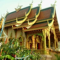 Photo taken at Wat Sri Boon Rueang by Paothep S. on 4/18/2013