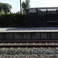 Photo taken at Station De Westereen by Joshi K. on 8/29/2014