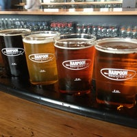Photo taken at Harpoon Brewery by Tony C. on 5/11/2013