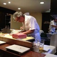 Photo taken at Shunji Japanese Cuisine by Alex V. on 8/9/2013