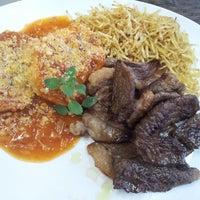 Photo taken at Luar Vile Restaurante by Zeze P. on 3/29/2013