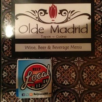 Photo taken at Olde Madrid by Nick R. on 7/5/2013