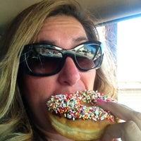 Photo taken at Doughnut Hut by Sally U. on 7/27/2013