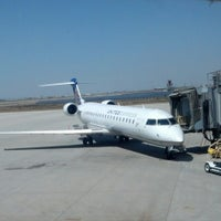 Photo taken at Bakersfield Meadows Field Airport (BFL) by Rob H. on 4/11/2013