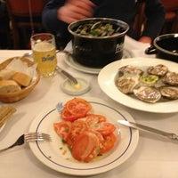 Photo prise au La Taverne du Passage par bigEater le2/11/2013