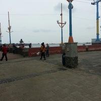 Photo taken at Pantai Indah by Toni R. on 11/29/2014