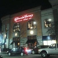 Photo taken at Cheesecake Factory by Kimeko T. on 12/12/2012