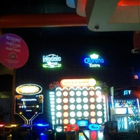 Photo taken at Dave & Buster's by Kimeko T. on 2/13/2013