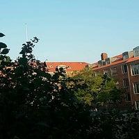Photo taken at Holbergskolen by Jens Kaaber P. on 9/13/2016