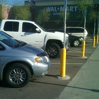 Photo taken at Walmart Supercenter by Arielle W. on 3/26/2013