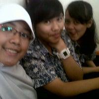 Photo taken at SMP Negeri 7 Bandung by Indira D. on 4/2/2013