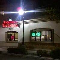 Photo taken at Taqueria Carniceria Tapatia by Christopher G. on 10/11/2015
