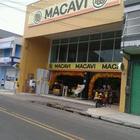 Photo taken at macavi by Ronis M. on 4/19/2013