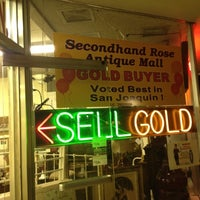 ... Photo Taken At Secondhand Rose By Lorelei F. On 10/20/2012 ...