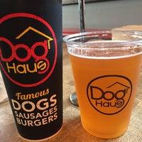 Photo taken at Dog Haus Thousand Oaks by Lorelei F. on 1/6/2018