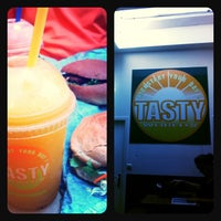 Photo taken at Tasty World by Cindy D. on 7/21/2013