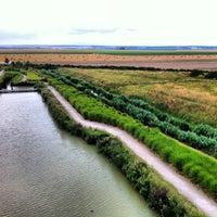 Photo taken at Aire de la Baie de Somme by Dmitry 🔞 on 8/9/2013