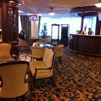 Снимок сделан в Отель Онегин / Onegin Hotel пользователем Dmitry 🔞 1/15/2013