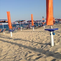 Photo taken at Lido Marechiaro by Massimiliano M. on 7/29/2014