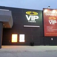 Photo taken at Cineplex Odeon & VIP Cinemas by Jonathan T. on 6/5/2013