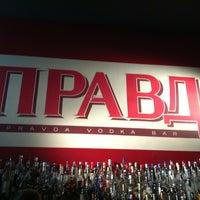 Foto scattata a Pravda Vodka Bar da Dan L. il 3/9/2013