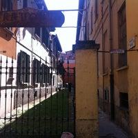 Photo taken at Ristorante Innocenti Evasioni by Dan L. on 5/16/2015