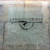 Photo taken at Langosteria 10 by Dan L. on 1/7/2013