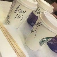 4/16/2018 tarihinde Zeynep A.ziyaretçi tarafından Starbucks'de çekilen fotoğraf