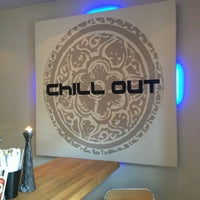 Photo taken at Chill Out Sushi by Miia G. on 6/11/2013