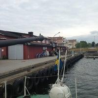Photo taken at Saltö Fiskhall by Miia G. on 7/5/2013