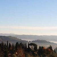 Photo taken at Cetona by Francesca Romana S. on 3/25/2013