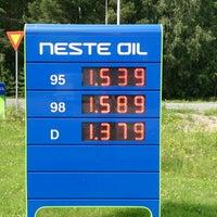 Photo taken at Neste Express Teivo by Jarmo H. on 7/14/2013