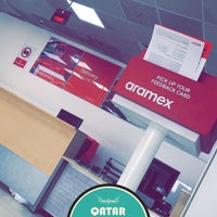 Photo taken at Aramex by Eng. Hamad A. on 3/3/2017